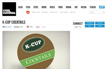 http://coolmaterial.com/feature/k-cup-cocktails/