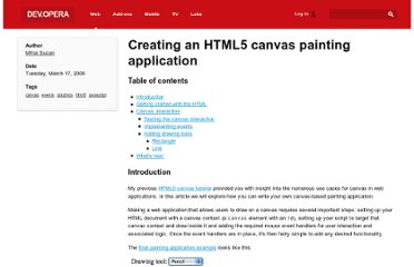 http://dev.opera.com/articles/view/html5-canvas-painting/