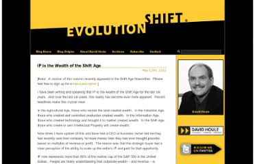 http://www.evolutionshift.com/blog/2012/05/13/ip-is-the-wealth-of-the-shift-age/