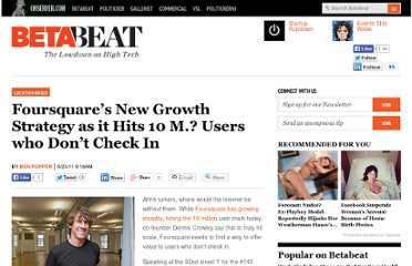 http://betabeat.com/2011/06/foursquares-new-growth-strategy-users-who-dont-check-in/