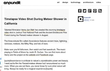http://enpundit.com/timelapse-video-shot-during-meteor-shower-in-california/