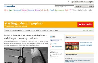 http://www.guardian.co.uk/social-enterprise-network/2012/oct/16/lessons-socap-social-impact-investing