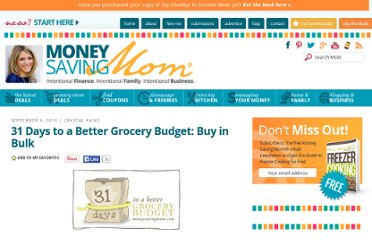 http://moneysavingmom.com/category/series/31-days-to-a-better-budget