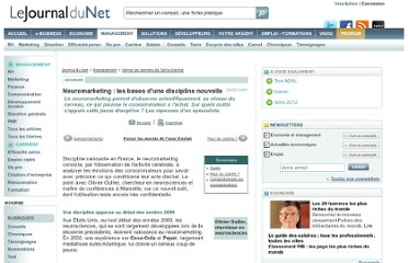http://www.journaldunet.com/management/dossiers/0702175-neuromarketing/guide.shtml