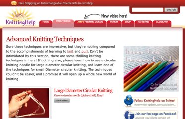 http://www.knittinghelp.com/videos/advanced-techniques