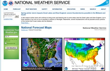 http://www.weather.gov/forecastmaps