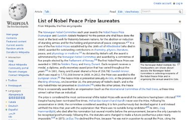 http://en.wikipedia.org/wiki/List_of_Nobel_Peace_Prize_laureates