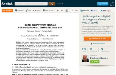 http://it.scribd.com/doc/6504734/Quali-competenze-digitali-per-insegnare-al-tempo-del-web20-2008