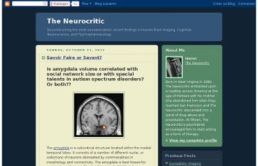 http://neurocritic.blogspot.co.uk/2012/10/savoir-faire-or-savant.html