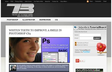 http://www.tutorialboard.net/whiten-teeth-to-improve-a-smile-in-photoshop-cs4/