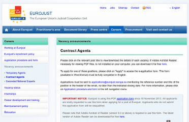 http://eurojust.europa.eu/careers/vacancies/Pages/contract-agents.aspx