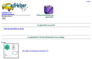 http://edhelper.com/French/geometry.htm