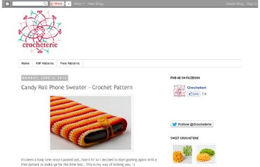 http://crocheterie.blogspot.com/2012/06/candy-roll-phone-sweater-crochet.html