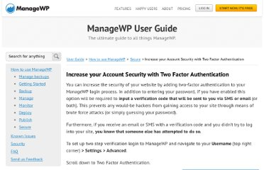 https://managewp.com/user-guide/how-to-use-managewp/secure/increase-your-account-security-with-two-factor-authentication