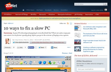 http://www.zdnet.com/10-ways-to-fix-a-slow-pc_p5-1339332701/