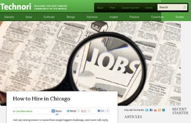 http://technori.com/2011/01/121-how-to-hire-in-chicago/