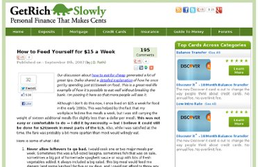 http://www.getrichslowly.org/blog/2007/09/08/how-to-feed-yourself-for-15-a-week/