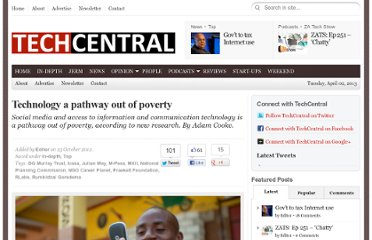 http://www.techcentral.co.za/technology-a-pathway-out-of-poverty/35726/