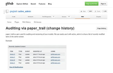 https://github.com/gregbell/active_admin/wiki/Auditing-via-paper_trail-(change-history)