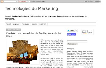 http://i-marketing.blogspot.com/2010/07/larchitecture-des-medias-la-famille-les.html
