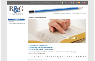 http://www.begcom.it/glossario_marketing_let.asp?lettera=A