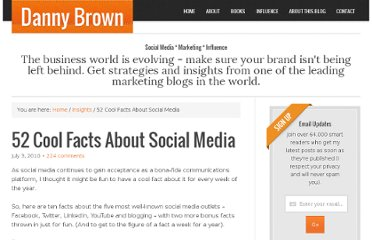 http://dannybrown.me/2010/07/03/cool-facts-about-social-media/