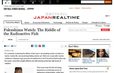 http://blogs.wsj.com/japanrealtime/2012/10/26/fukushima-watch-the-riddle-of-the-radioactive-fish/