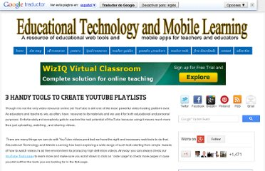 http://www.educatorstechnology.com/2012/10/3-handy-tools-to-create-youtube.html