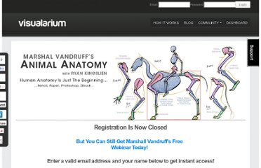 http://www.visualarium.com/animal-anatomy-with-marshall-vandruff/animal-anatomy-in-zbrush-is-now-closed/#