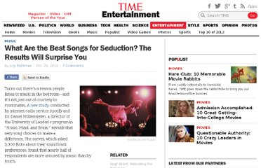 http://entertainment.time.com/2012/10/26/what-are-the-best-songs-for-seduction-the-results-will-surprise-you/