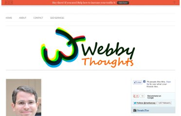 http://www.webbythoughts.com/seo-gurusthey-dared-be-different/