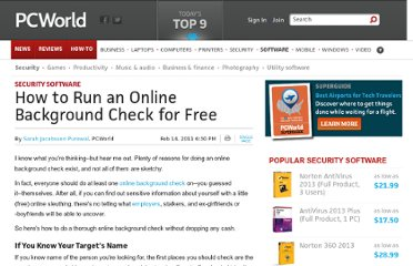 http://www.pcworld.com/article/219593/how_to_do_an_online_background_check_for_free.html