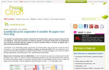 http://www.presse-citron.net/9-methodes-pour-augmenter-le-nombre-de-pages-vues-dun-blog