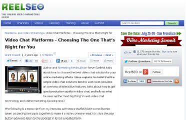 http://www.reelseo.com/video-web-chat-choosing-platform-business/