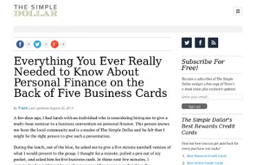 http://www.thesimpledollar.com/2007/11/29/everything-you-ever-really-needed-to-know-about-personal-finance-on-the-back-of-five-business-cards/