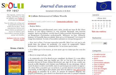 http://www.maitre-eolas.fr/post/2010/07/02/L-affaire-Bettencourt-et-l-affaire-Woerth