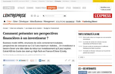 http://lentreprise.lexpress.fr/financement-entreprise/comment-presenter-ses-perspectives-financieres-a-un-investisseur_36101.html?xtor=EPR-11-[ENT_Zapping]-20121023--159418952@216836395-20121023065637