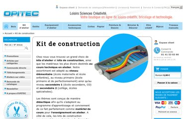 http://www.opitec.fr/opitec-web/Kit-de-construction/c/ks