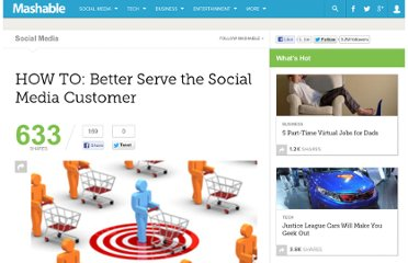 http://mashable.com/2010/06/29/social-customer-service/