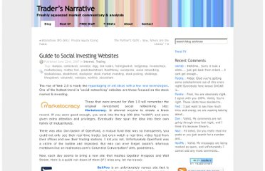 http://www.tradersnarrative.com/guide-to-social-investing-websites-661.html