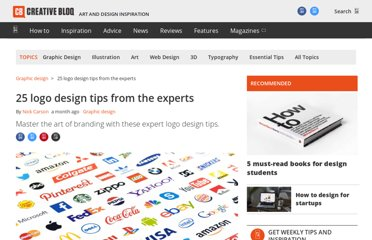 http://www.creativebloq.com/graphic-design/pro-guide-logo-design-21221