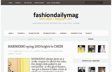 http://fashiondailymag.com/marimekko-spring-2013-brights-to-cheer/