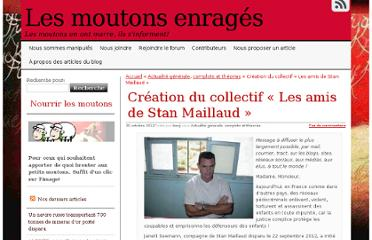 http://lesmoutonsenrages.fr/2012/10/30/creation-du-collectif-les-amis-de-stan-maillaud/#more-32969