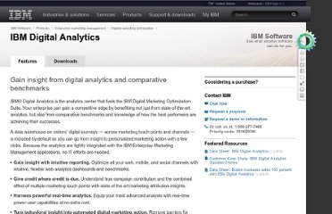 http://www.ibm.com/software/products/us/en/digital-analytics/