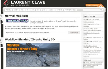 http://www.laurent-clave.fr/cat_/unity-3d/