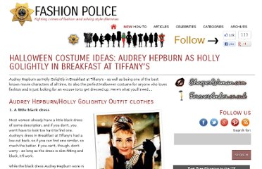 http://www.thefashionpolice.net/audrey-hepburn-fancy-dress-costume-breakfast-at-tiffanys.html