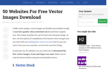 http://www.hongkiat.com/blog/50-websites-for-free-vector-images-download/