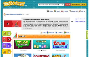 http://www.turtlediary.com/kindergarten-games/math-games.html