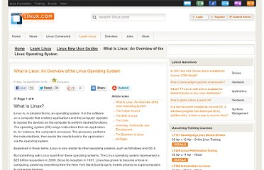 http://www.linux.com/learn/new-user-guides/376-linux-is-everywhere-an-overview-of-the-linux-operating-system