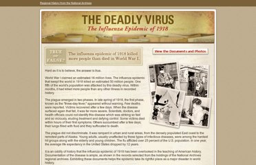 http://www.archives.gov/exhibits/influenza-epidemic/